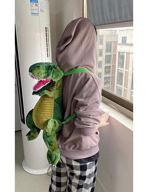 Mochila Infantil De Dinosaurio De Felpa