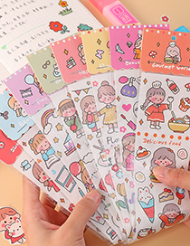 Fashion Beauty And Skin Care Stickers Stickers Stationery Stickers