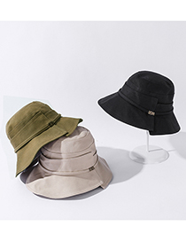 Fashion Beige Irregular Sun Hat