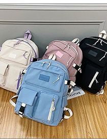 Fashion Pink Large Capacity Backpack