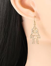 Pendientes Estrella Astronauta Astronauta