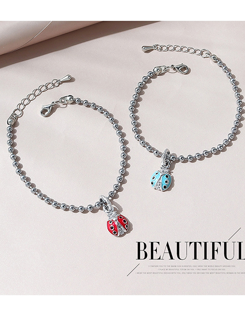 Fashion Silver 3 Four-piece Set Of Full Diamond Necklace Earrings Bracelets And Rings