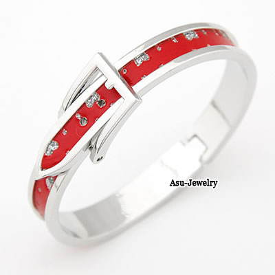 Bridal White Multilayer Pearl Design Alloy Fashion Bangles