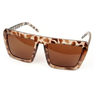 Fashion Green Round Shape Frame Decorated Thin Leg Design  Alloy Women Sunglasses