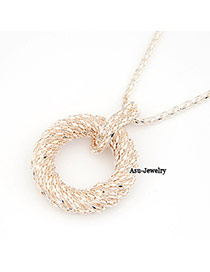 Energie ChampagneChampagne Round Shape Alloy Chains