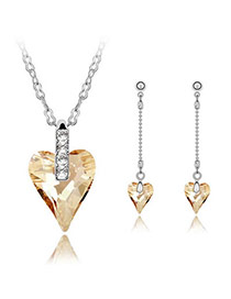 Budget Champagne Champagne Set-Well Content Alloy Crystal Sets