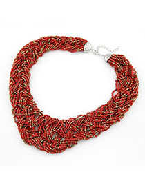 Sweet Multicolour Handmade Bead