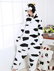 Pijama De Moda En Forma De Vaca