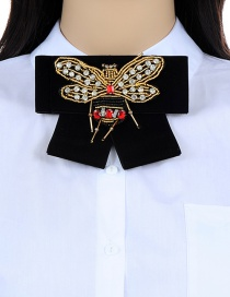 Fashion Gold Color Planet Arch Alloy Geometric Brooch
