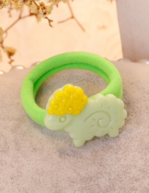 Fashion Green Sheep Shape Decorated Hair Band