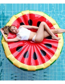 Fashion Red Watermelon Shape Decorated Floating Row(150)