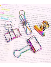 Fashion Multi-color Color Matching Design Office Supplies(1pc)