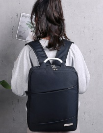 Fashion Black Shoulder Computer Bag