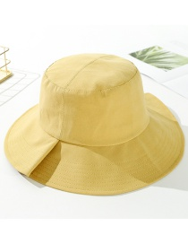 Fashion Ginger Yellow Fisherman's Hat