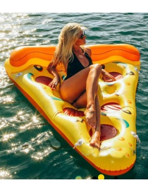Fashion Pizza Strawberry 2500g Inflatable Row Riding Ring