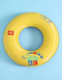 Fashion 60cm Imprinted Abc Inflatable Swimming Ring