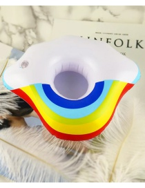 Fashion Cloud Cup Holder Inflatable Water Coaster