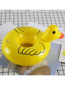 Fashion Yellow Small Yellow Duck Inflatable Water Coaster