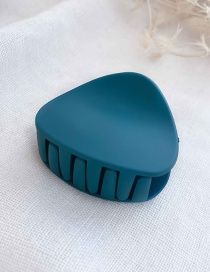 Fashion Morandi Medium Scrub Hair Clip