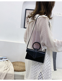 Black Hand Shoulder Bag