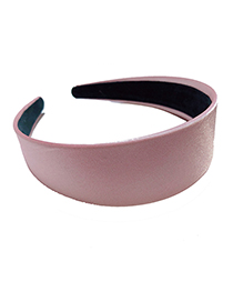 Fashion Pink Wide Headband