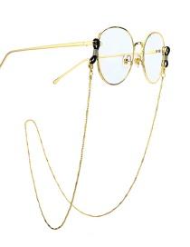 Fashion Gold Metal Non-slip Glasses Chain