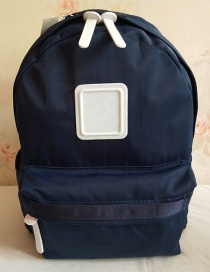 Fashion Navy Parent-child Backpack