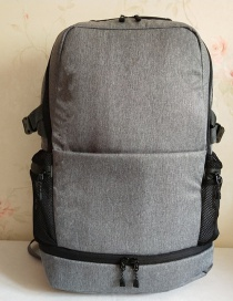 Fashion Gray Backpack