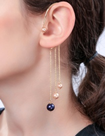 Fashion Pearl Ear Hook Pearl Ear-rings