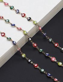 Fashion Gold Eye Chain Metal Glasses Chain