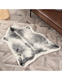 Fashion Small Suede Carpet 80*108cm Shaped Suede Household Carpet