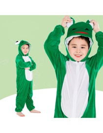 Fashion Frog With Long Body Cartoon Frog Costume