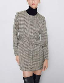 Fashion Lattice Houndstooth