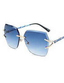Gafas De Sol De Corte Cuadrado