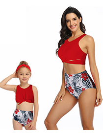 Fashion Love Rabbit Long Sleeve Childrens Swimsuit Girls And Girls Sunscreen Quick-drying Bunny Three-dimensional Unique Shape Net Red