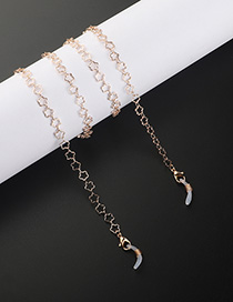 Fashion Golden Star Chain Glasses Chain