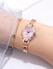 Reloj Pulsera De Diamantes