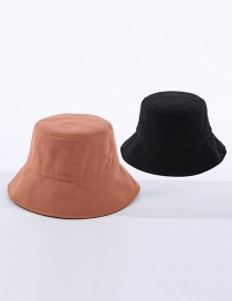 Fashion Skin Powder Smooth Cotton Fisherman Hat