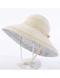 Fashion Beige Fisherman's Hat