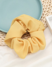 Fashion Yellow Cotton Rope With Large Bowel