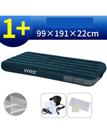 Fashion 99cm Wide Bed‖home Electric Pump Household Thickened Folding Inflatable Mattress