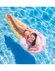 Fashion Alone Floating Row Ice Cream Inflatable Floating Row