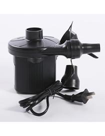 Fashion Black 110v Household Electric Air Pump