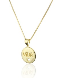 Fashion Gold-plated Copper Electroplated Zircon Letters Love Hollow Necklace