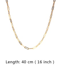 Fashion Pink Pearl Stitching Chain Love Necklace