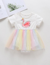 Fashion Hayi Children's Rainbow Skirt