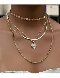 Fashion Color Mixing Wooden Bead Beaded Elastic Bracelet Set
