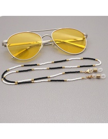 Fashion Gold Color Chain Drop Pearls All Handmade