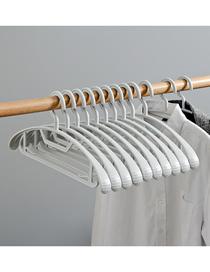 Fashion Shoulder Width-gray (single Price) Non-marking Multifunctional Non-slip Hanger