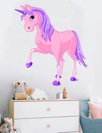 Fashion 40*46cm Unicorn Living Room Bedroom Wall Sticker